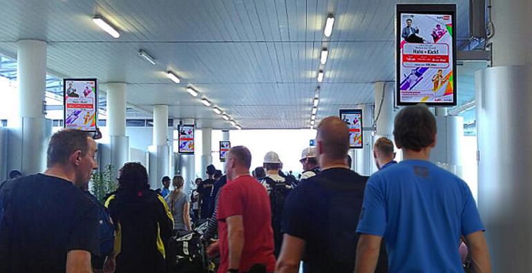 telkomsel airport